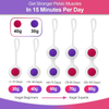Kegel Balls Training Set
